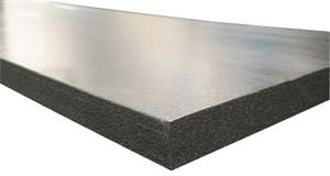 SilverGlo™ crawl space wall insulation available in Bemidji