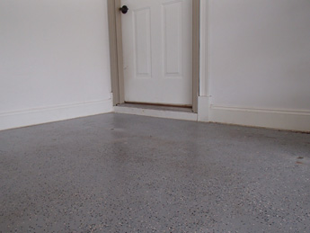 Superior concrete floor slab repair and leveling