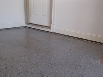 Concrete floor crack and settlement in MN and WI